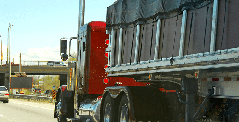 Overloaded Trucks Are Extremely Dangerous on Illinois Roads