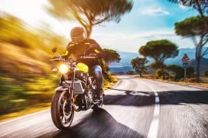 Motorcycle Drivers Face Acute Dangers on the Road