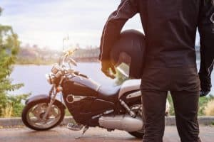 Motorcycle Helmet Use Shown to Reduce the Risk of Cervical Spine Injury During Crashes
